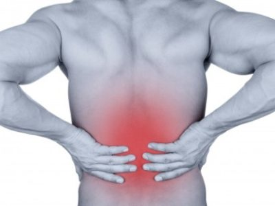 Easing the Strain of Lower Back Pain…Naturally!